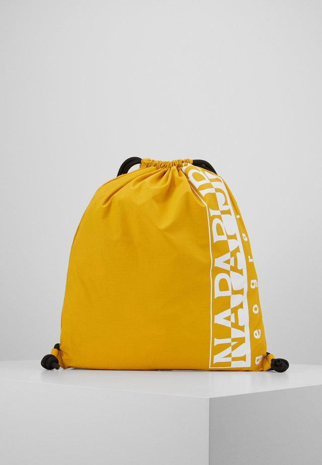 HACK GYM - Treningsbag - mango yellow
