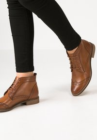 Pier One - Ankle Boot - cognac - 0