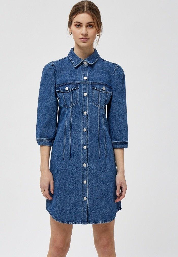 Donna EBBA  - Vestito di jeans