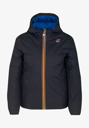 Down jacket - blue depht-blue lapis