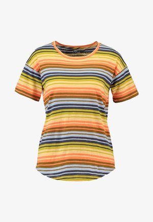 ANYA WHISPER TEE - T-shirts print - pastel orange boardwalk