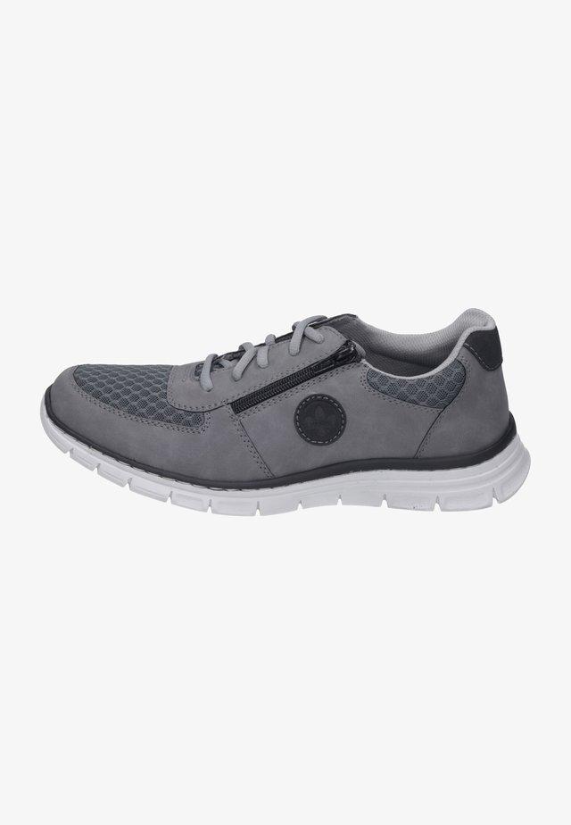 Sneakers laag - ash / Blei / black
