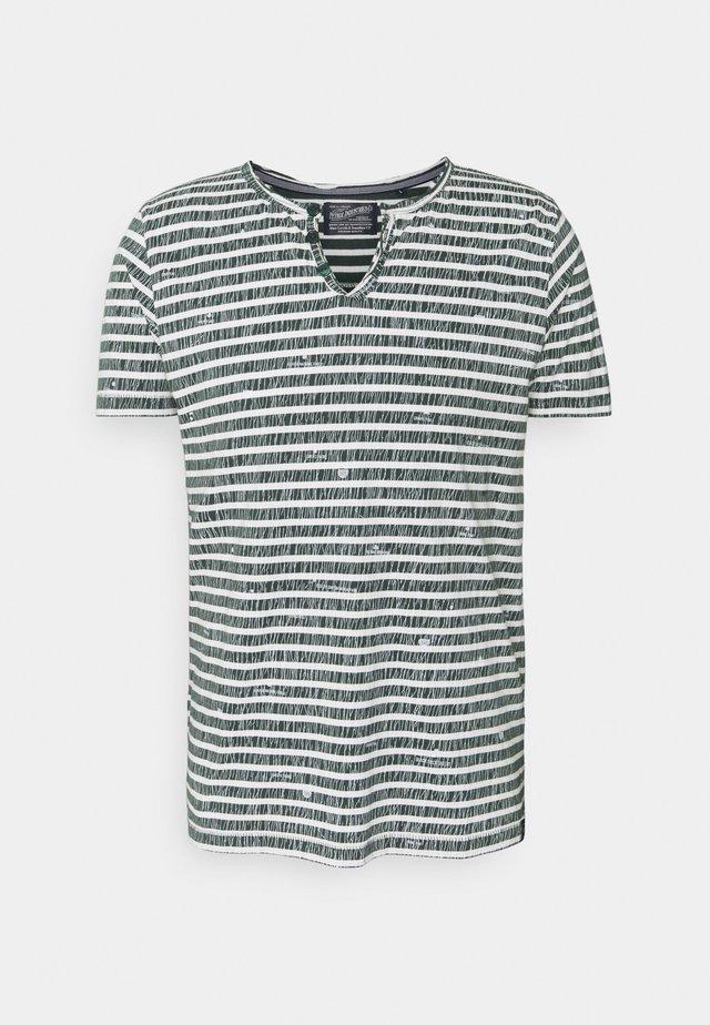 T-shirt z nadrukiem - bottle