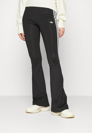 TREFOIL MOMENTS SLIM - Pantalones deportivos - black