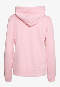 GANT - ARCHIVE SHIELD FULL ZIP HOODIE - Hettejakke - preppy pink - 1