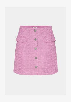 A-line skirt - helles flieder