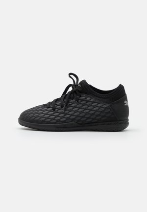 FUTURE 5.4 IT JR UNISEX - Zaalvoetbalschoenen - black/asphalt