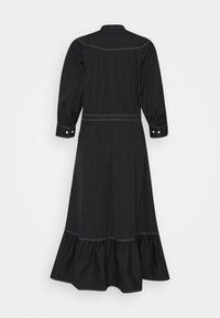 Polo Ralph Lauren - SHORT SLEEVE CASUAL DRESS - Vestido informal - polo black - 1