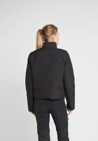 Didriksons - KIM WOMENS JACKET - Winter jacket - black - 3