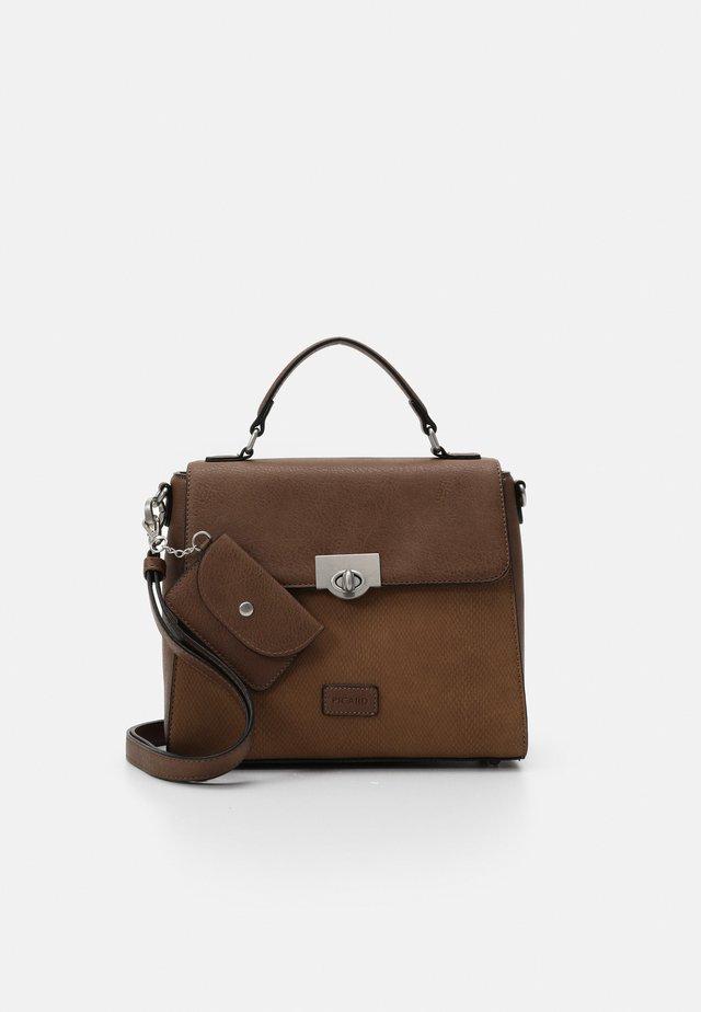 SNEAKY - Handbag - truffle