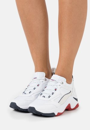 FASHION - Sneaker low - red/white/blue