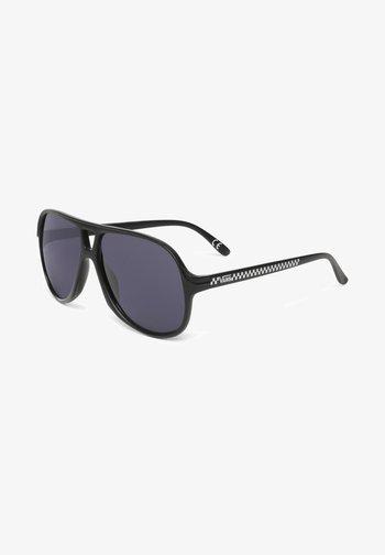 MN SEEK SHADES - Sunglasses - black