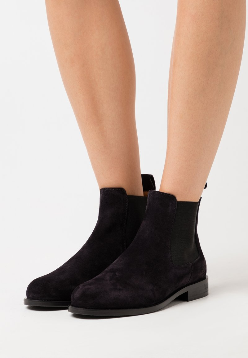 Hash#TAG Sustainable - Ankle boots - blu navy