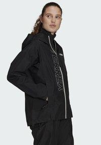 adidas Performance - GORE-TEX J TECHNICAL HIKING JACKET - Training jacket - black - 6