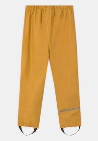 CeLaVi - UNISEX - Pantalon de pluie - mineral yellow - 1