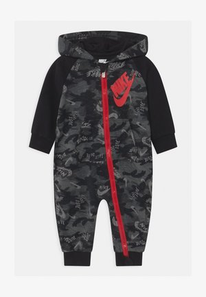 CRAYON CAMO - Overall / Jumpsuit - black