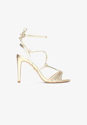 MEGAN  - Sandaletter - gold