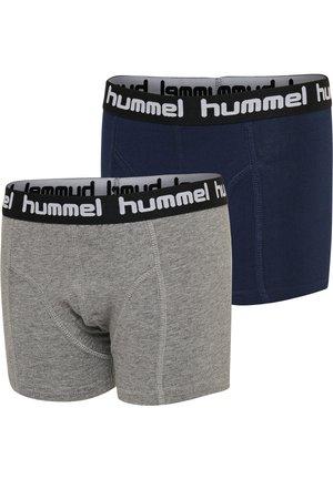 2 PACK - Boxer shorts - medium melange