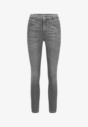 Jeans Skinny Fit - silber