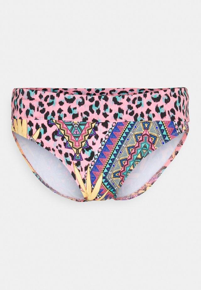 CALA FIESTA FOLD BRIEF - Bikinibroekje - multi