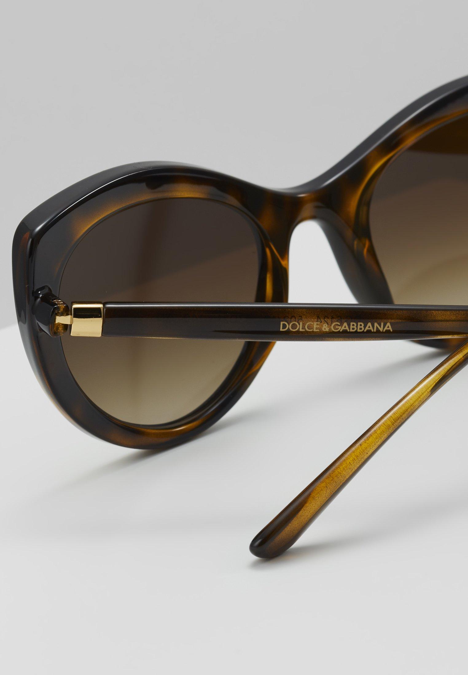 Autentyczny Gorąca wyprzedaż Dolce&Gabbana Okulary przeciwsłoneczne - havana | Akcesoria damskie 2020 YoTbT