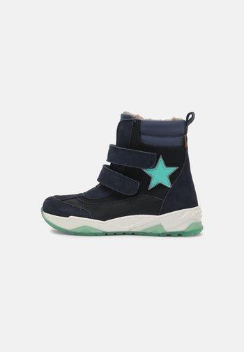 DOREL - Winter boots - navy