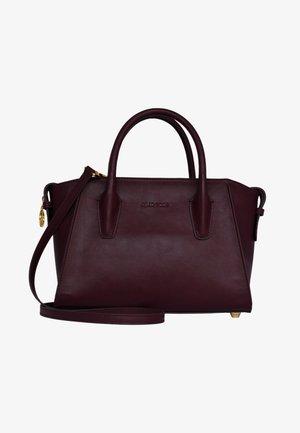 SILVIO TOSSI  - Håndtasker - berry