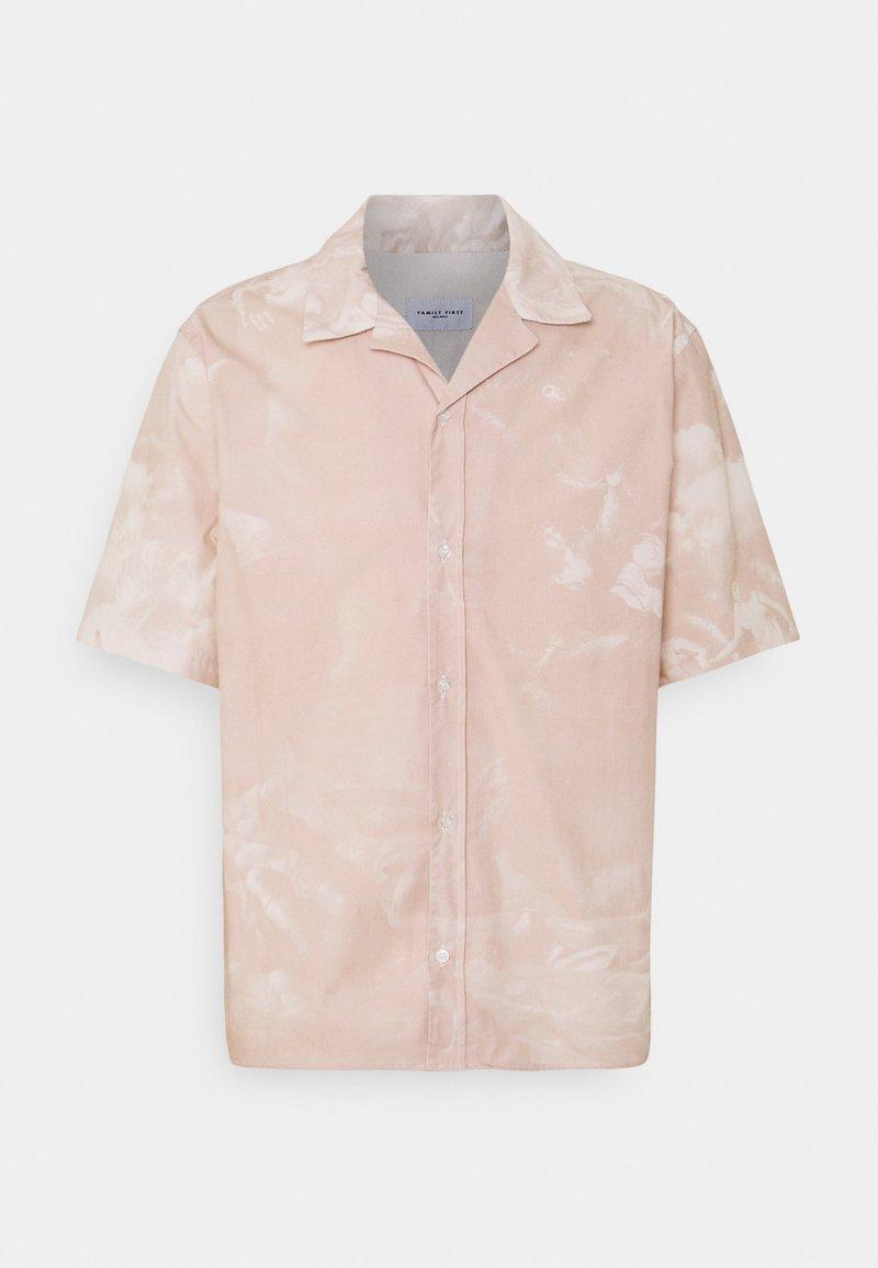 Family First - SHIRT SHORT SLEEVES - Shirt - pink