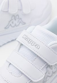 Kappa - UNISEX - Sportovní boty - white/l'grey - 5