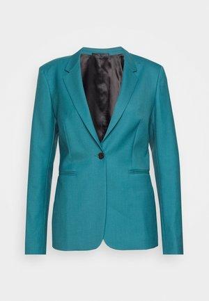WOMENS JACKET - Sportovní sako - turquoise