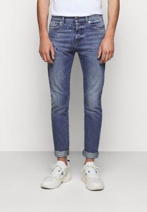PANTALONE - Jeans Slim Fit -  indaco