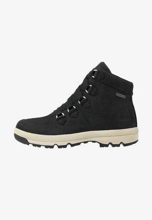 RETRO GTX - Lace-up ankle boots - black