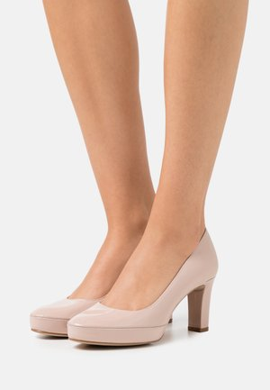 NUMAR - Platform heels - dusty