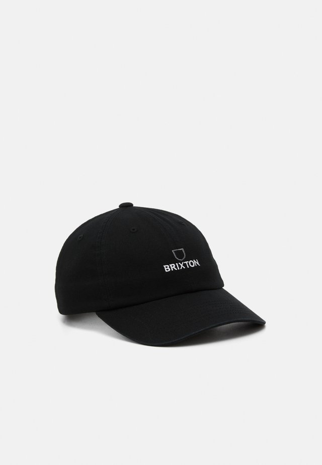 ALPHA UNISEX - Cap - black