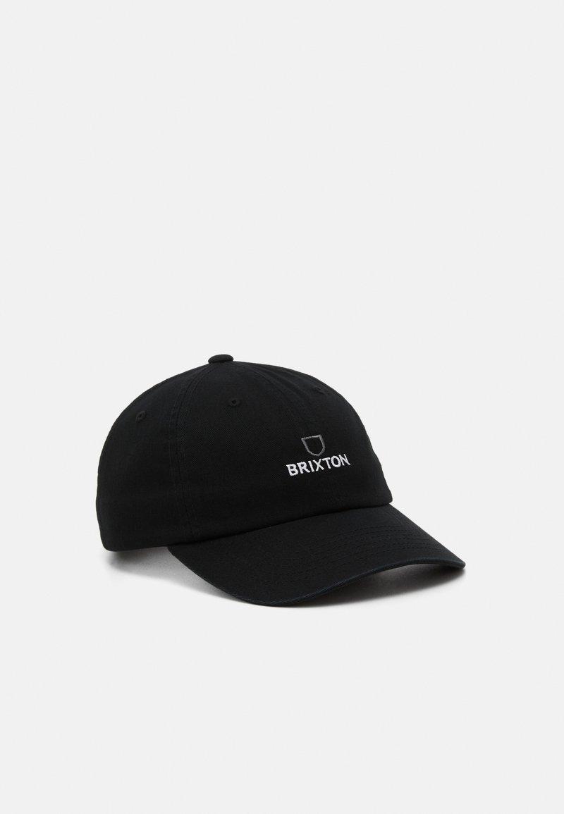 Brixton - ALPHA UNISEX - Cap - black