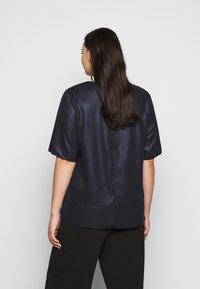 Persona by Marina Rinaldi - BARI - Print T-shirt - blue/black - 2