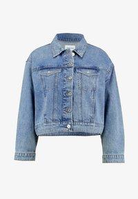 SKRIVER A BONNIE JACKET - Denim jacket - josephine blue