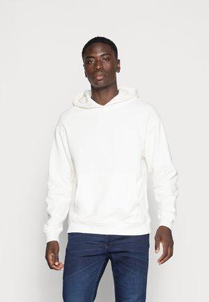 ESSENTIAL HOODIE - Sweatshirt - off white