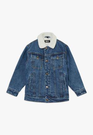 HEN - Džínová bunda - stone blue