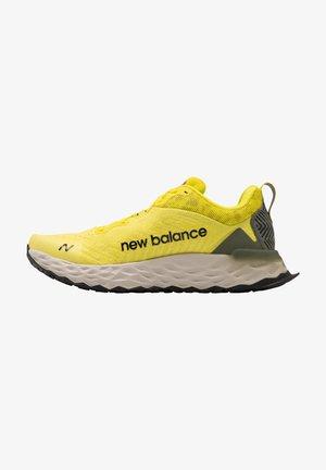 Fresh Foam Hierro v6 - Løbesko trail - sulphur yellow