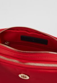 Tommy Hilfiger - POPPY CROSSOVER - Across body bag - red - 4