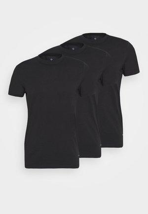 JESSE TEE - T-shirt basic - black