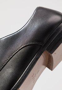 Walk London - ALFIE DERBY - Business sko - black - 5