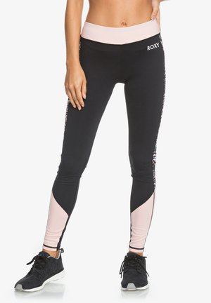 SHAPE OF YOU - Leggings - true black izi