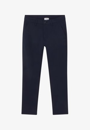 DUDE ANKLE - Pantalones chinos - midnight blue