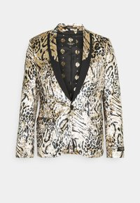 Twisted Tailor - STEELE SUIT - Garnitur - champagne - 1