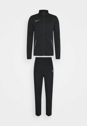 SUIT SET - Tracksuit - black/white/white