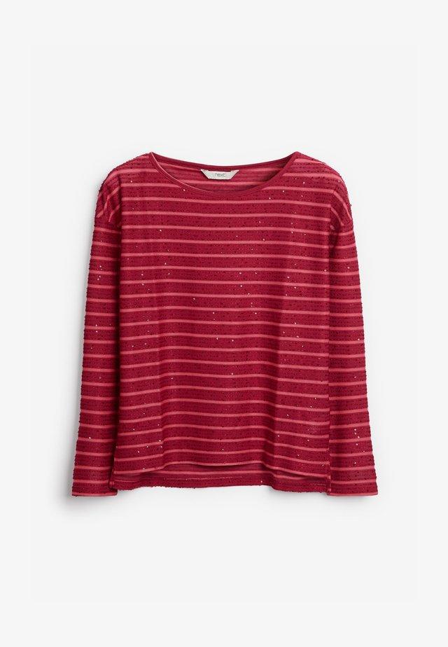T-shirt à manches longues - pink