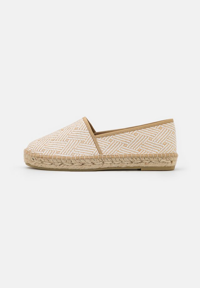 MAR  - Espadrilky - natural