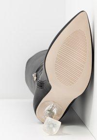 BEBO - DELTA - High heeled boots - black - 6